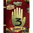 book cover for  Gravity Falls: Journal 3   Hirsch Alex, ISBN:  9781484746691