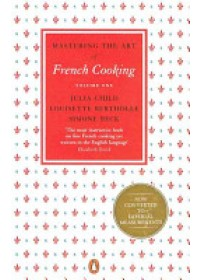 book cover for  Mastering the Art of French Cooking   Child Julia, ISBN:  9780241956465