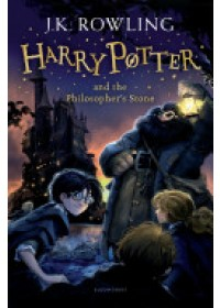 book cover for  Harry Potter and the Philosopher's Stone   Rowling J. K., ISBN:  9781408855652