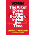 book cover for  Scrum   Sutherland Jeff, ISBN:  9781847941107