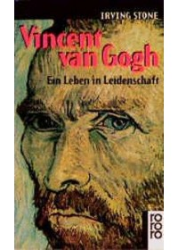 book cover for  Vincent van Gogh   Stone Irving, ISBN:  9783499110993