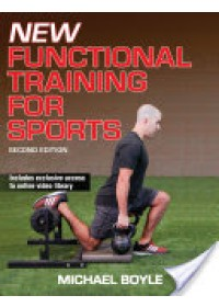 book cover for  New Functional Training for Sports   Boyle Michael, ISBN:  9781492530619