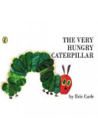 book cover for  Very Hungry Caterpillar   Carle Eric, ISBN:  9780241003008