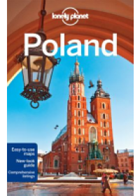 book cover for  Lonely Planet Poland   Lonely Planet, ISBN:  9781742207544