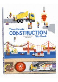 book cover for  Ultimate Construction Site Book   Balicevic Didier, ISBN:  9782848019840